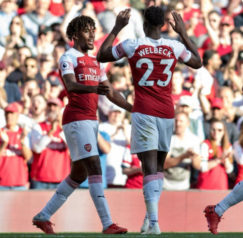 Europa: Iwobi Rues Missed Chances In Arsenal Draw Vs Sporting Lisbon
