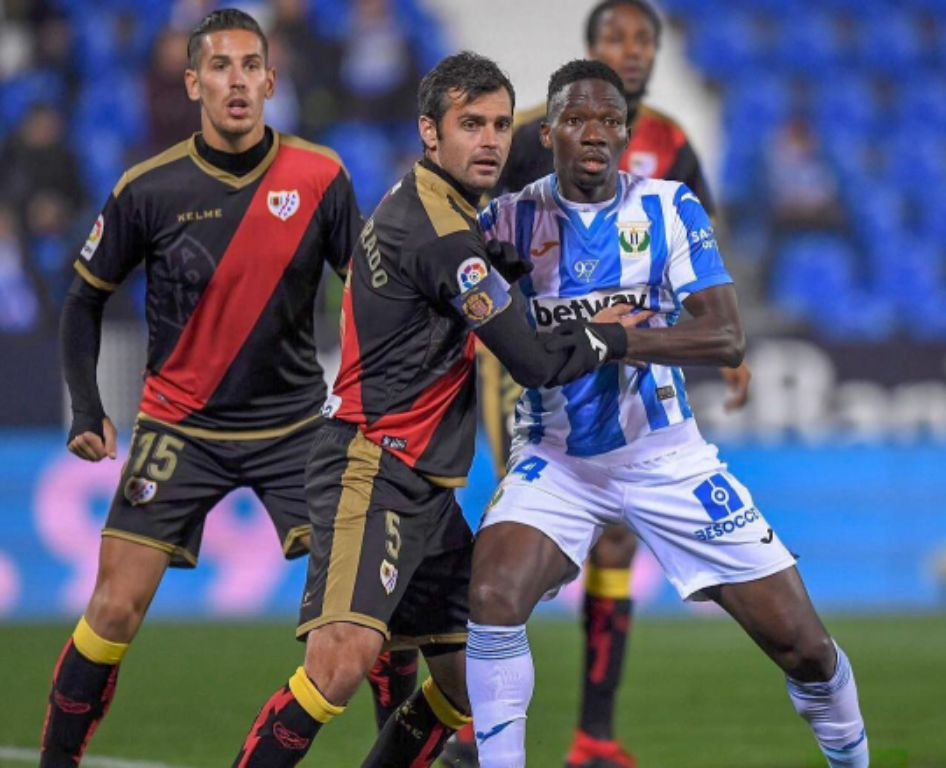 Omeruo Set To Make 4th LaLiga Start For Leganes; Upbeat On Eagles' AFCON Ticket