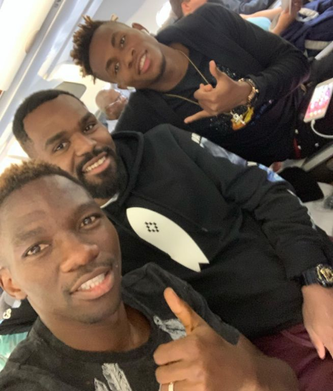 Omeruo, Idowu, Chukwueze To Hit Super Eagles Camp Tuesday For Bafana Clash