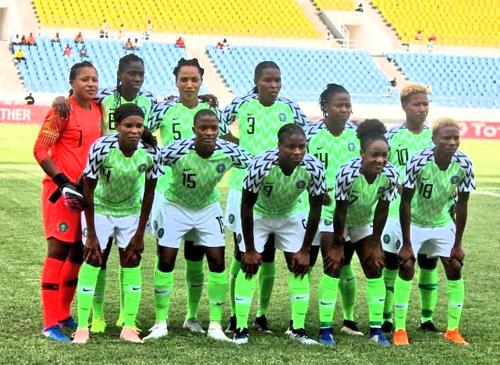 2018 AWCON: Super Falcons Maul Zambia 4-0, Revive Semi-final Hopes