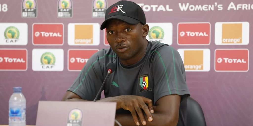 AWCON 2018: Cameroon Coach Brian Targets Last World Cup Spot After Semi-Final Loss To Nigeria