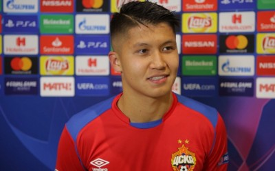 Gunners Tracking Young Russian Midfielder