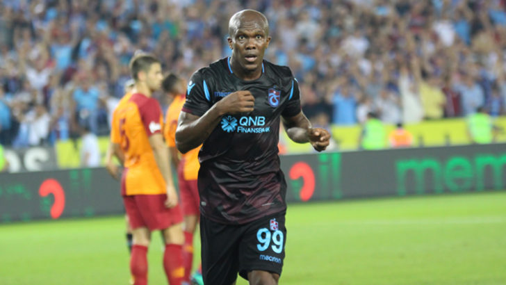 Nwakaeme Delights In Trabzonspor's Win