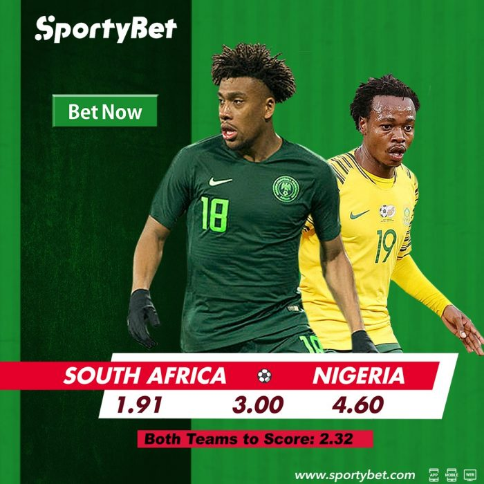 South Africa vs Nigeria Betting Preview