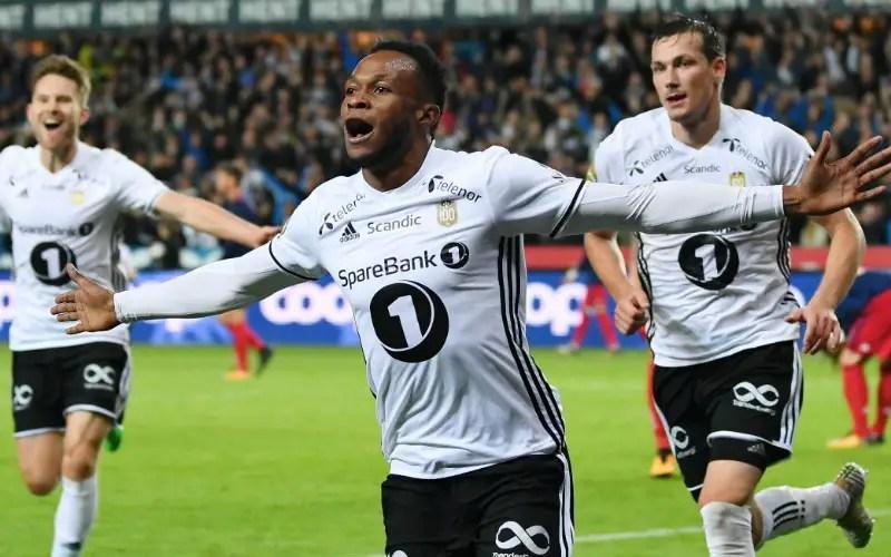 Europa League: Adegbenro Scores; Iwobi, Kalu Starts; Odey, Olayinka Fire Blanks