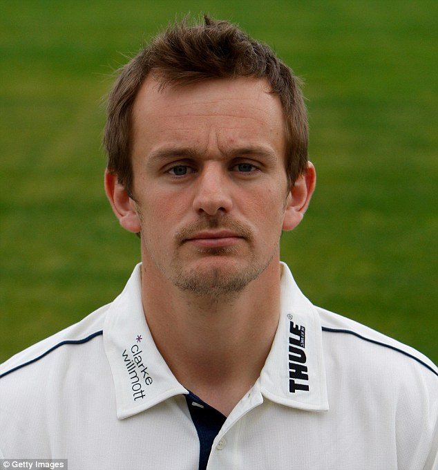 Worcestershire Confirm Gidman Appointment