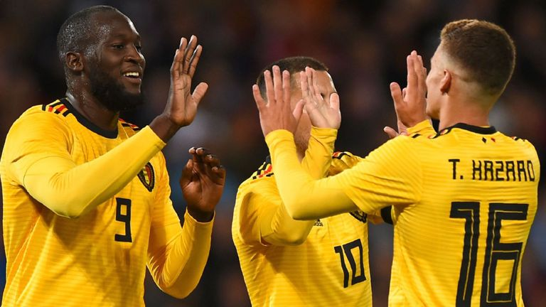 UEFA Nations League Preview: Belgium Meet Iceland Looking For Three More Points