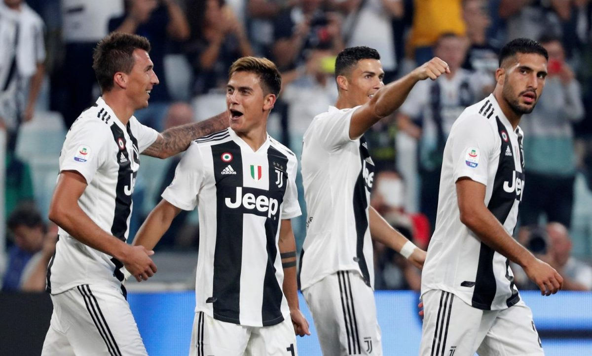 Bonucci Hails Ronaldo And Mandzukic