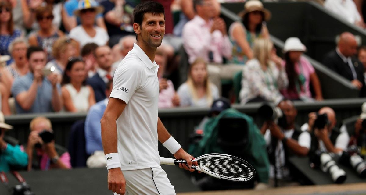 Djokovic Sees Off Isner