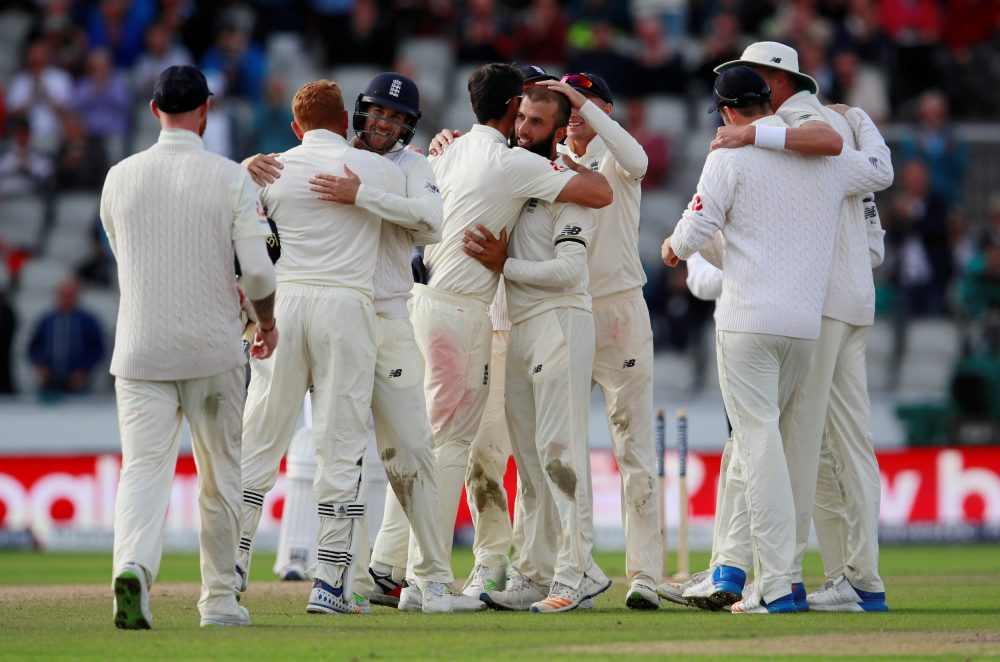 England Go One Up In Sri Lanka