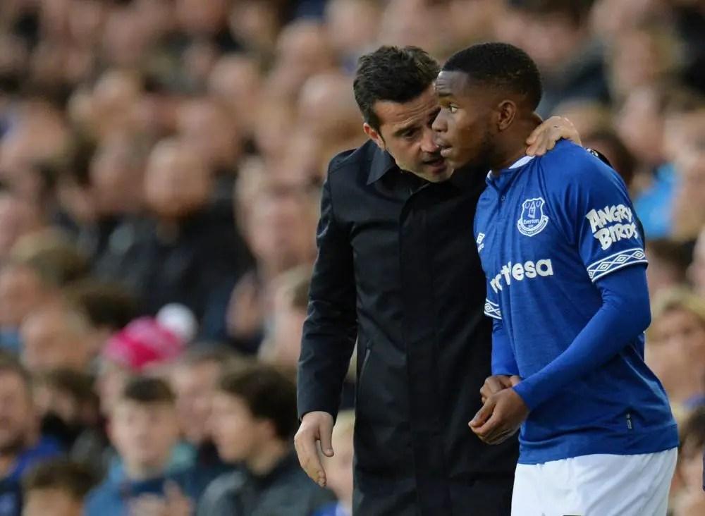 Everton Confirm Lookman Injury