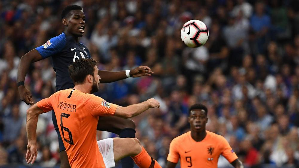 UEFA Nations League Preview: Holland And France To Meet In Clash Of The Giants
