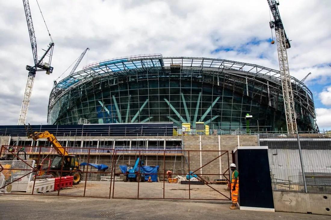 Fresh Stadium Blow For Spurs