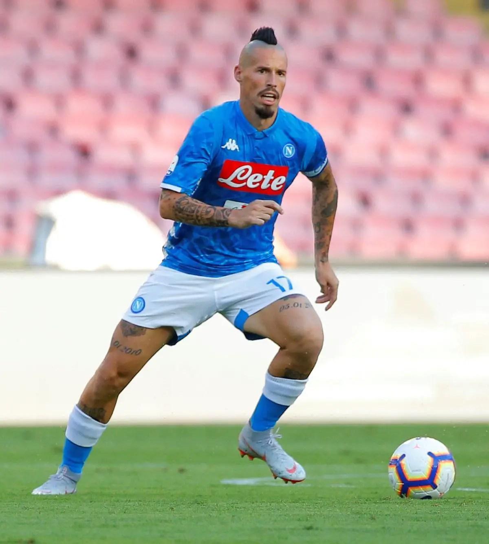 Napoli Ready To Challenge – Hamsik