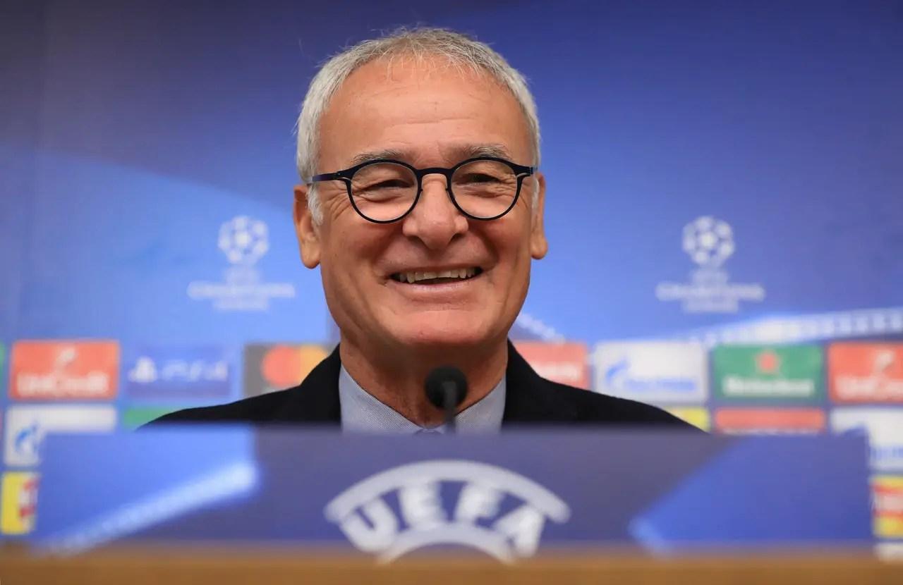 Ranieri Aiming High After Replacing Jokanovic