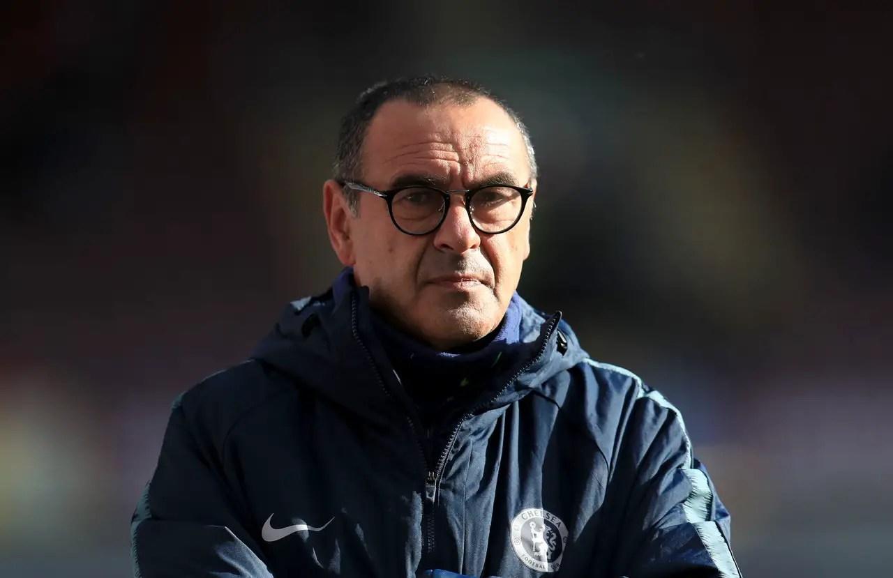 Sarri Focused On Improving 'Competitive' Chelsea