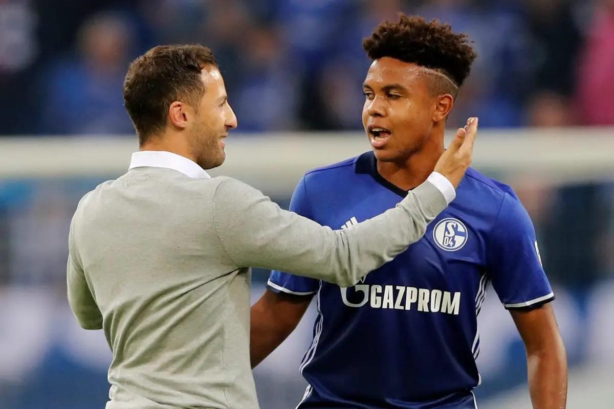 Tedesco Hails Schalke Win