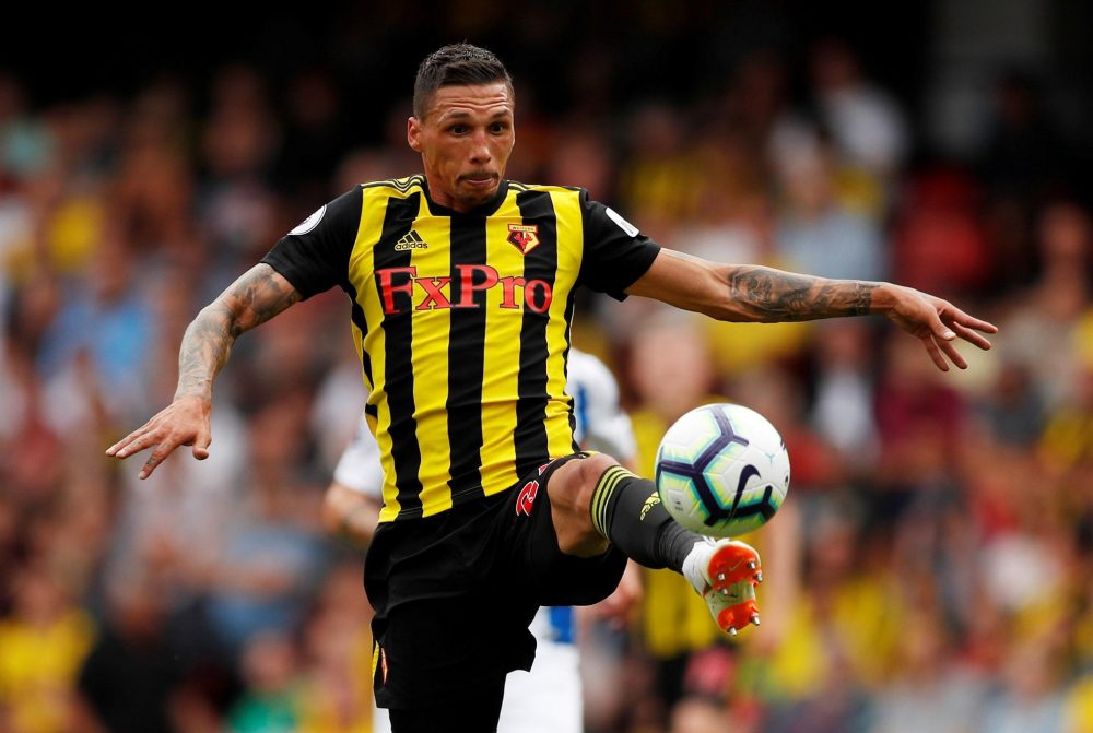 Watford Defender Sets Sights On Liverpool