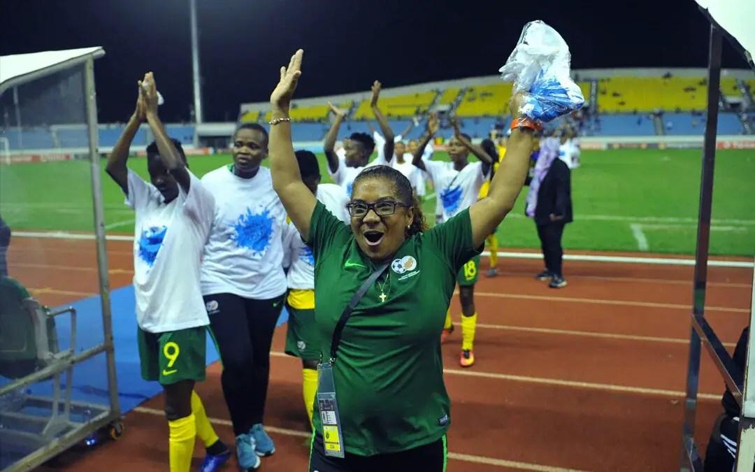Ellis Proud Of Banyana Banyana AWCON Showing Despite Final Defeat To Nigeria