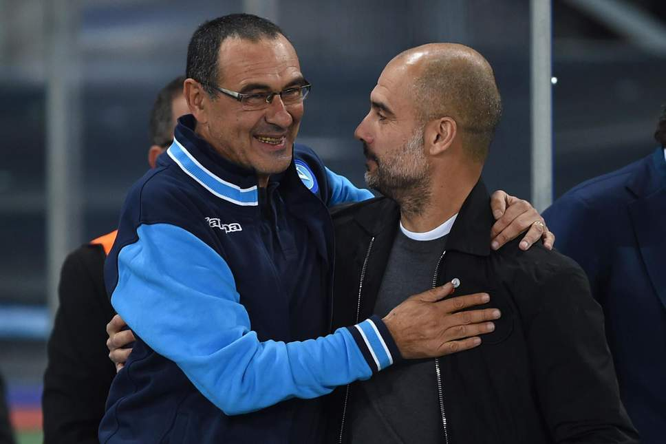 Sarri Unsure How Chelsea Will  Beat  Manchester City