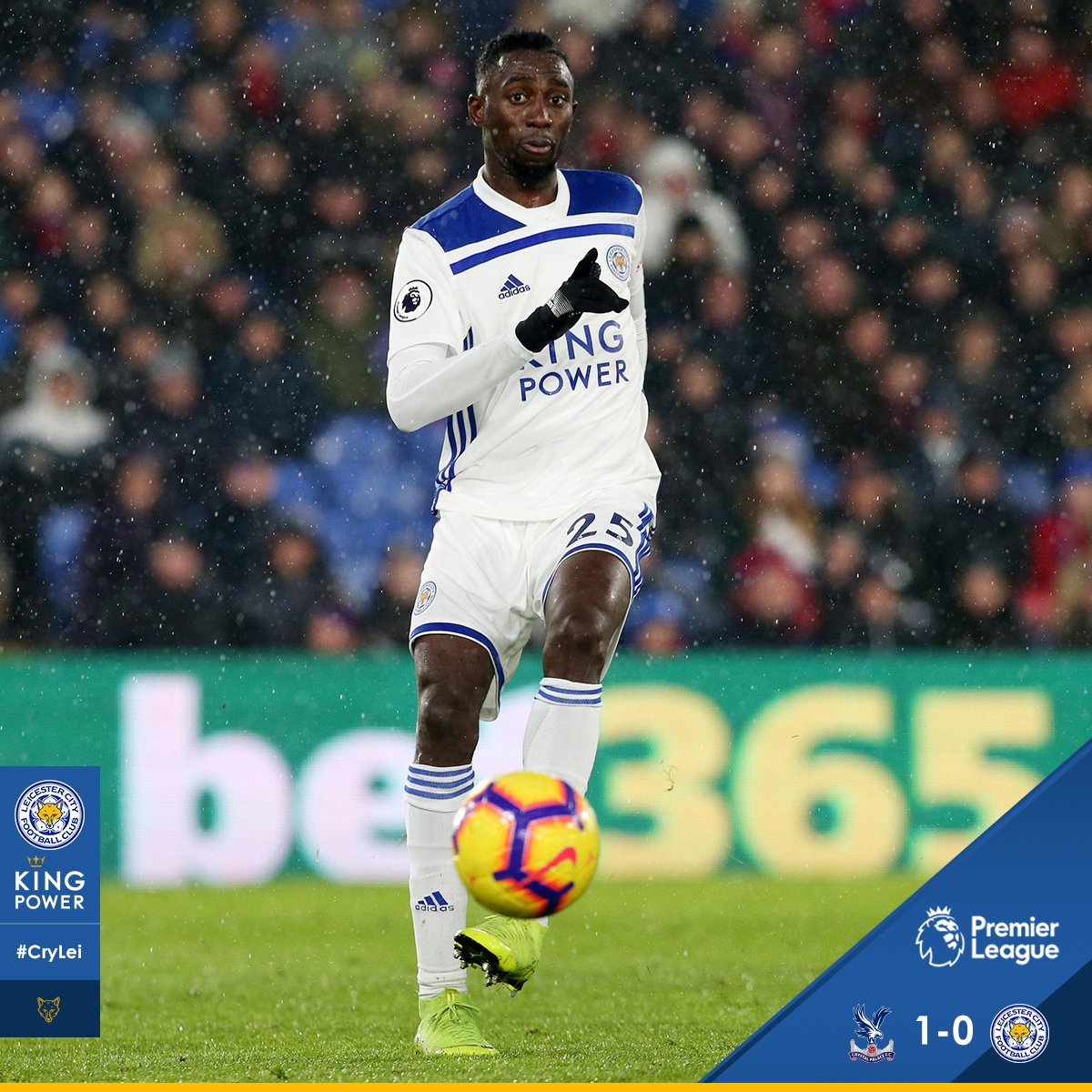 Ndidi Doubtful For Chelsea Clash