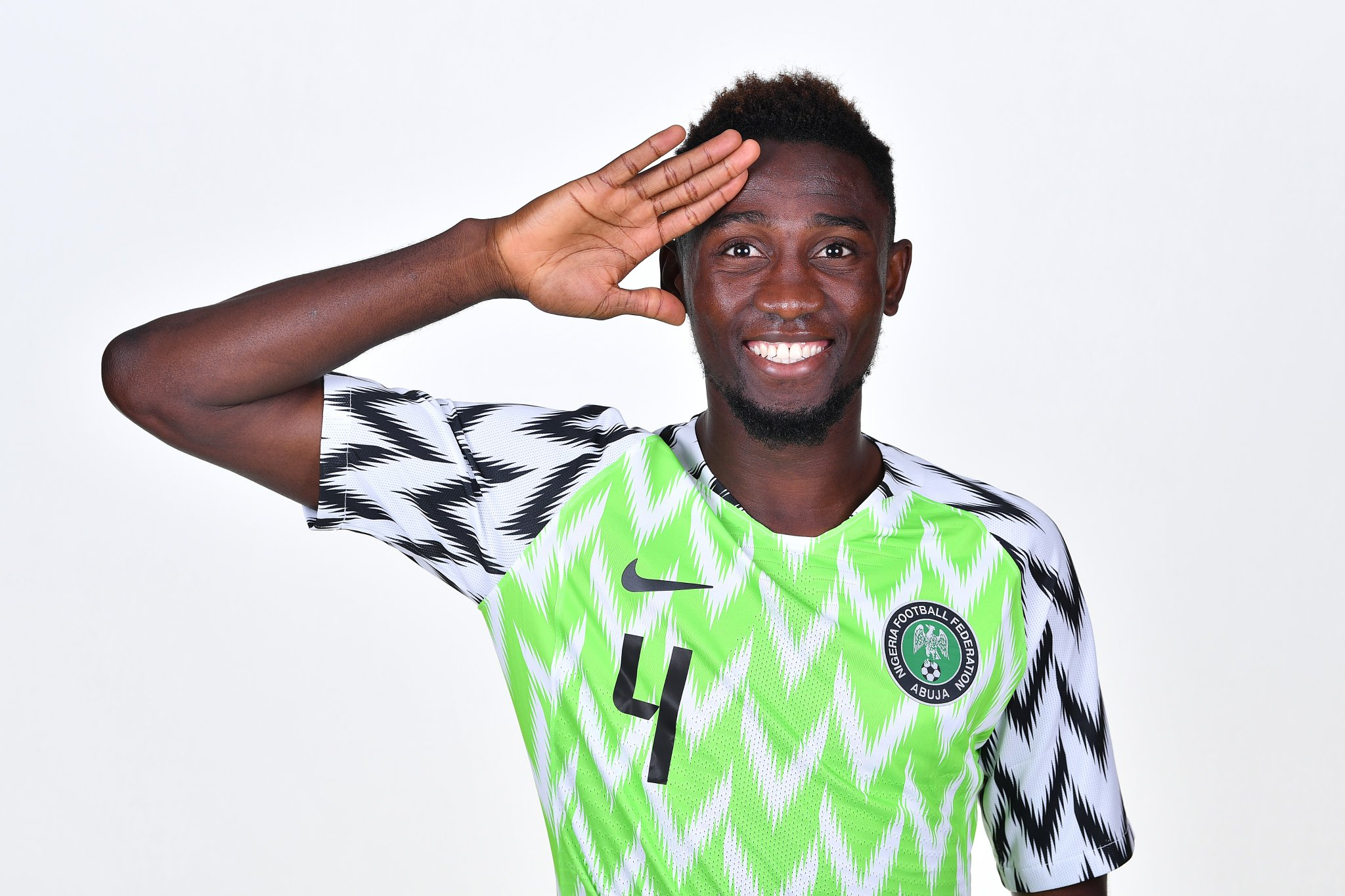 NFF, Leicester City Celebrate Ndidi At 22