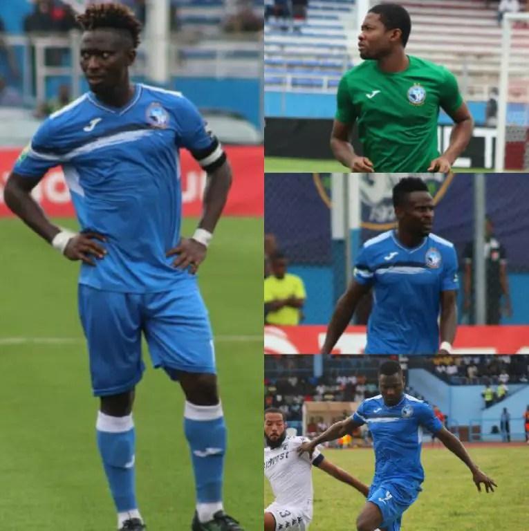 Enyimba Extend Deals Of Captain Abalogu, Ogbonnaya, Dimgba, Chukwude