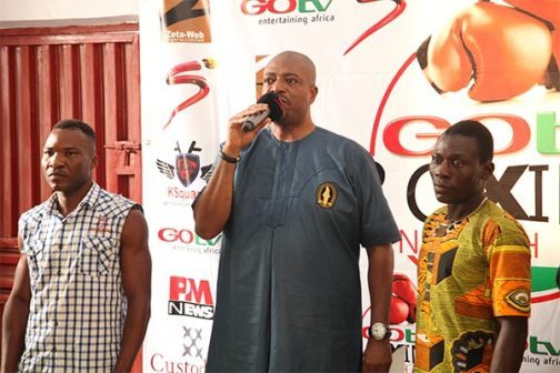 GOtv Boxing Night 17: Organisers Promise Adequate Security, Smooth Traffic Flow