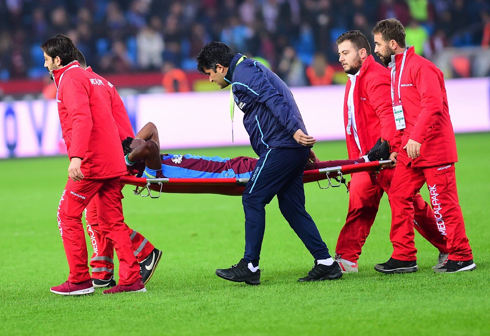 Onazi Injured, Set For Surgery In Instanbul