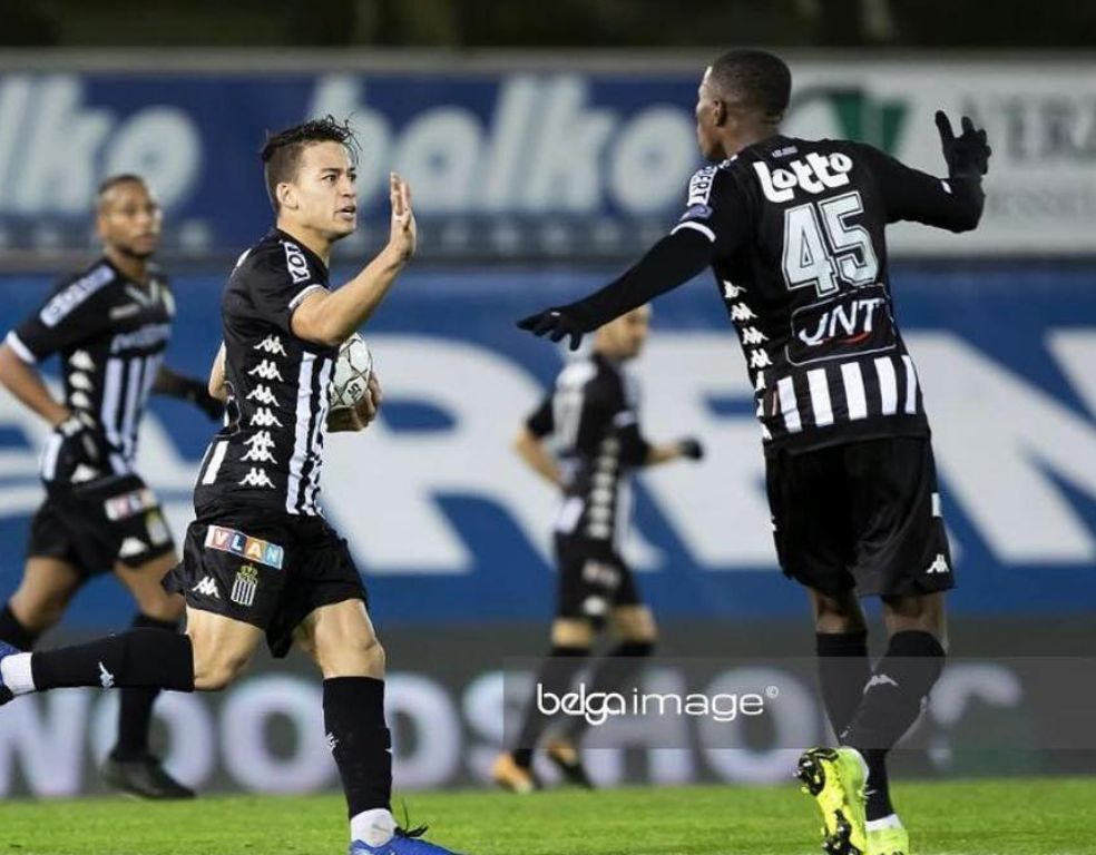 Osimhen Disappointed With Charleroi Defeat To Zulte-Waregem