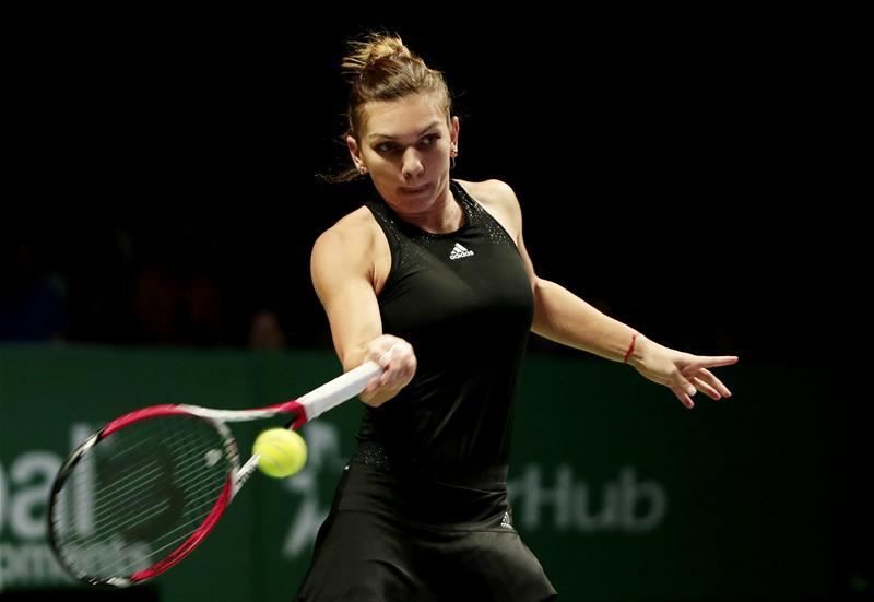 Becker Dismisses Halep Rumours