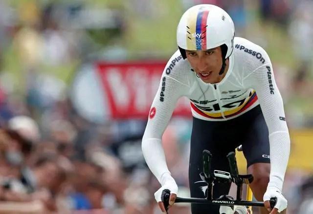 Bernal Hints At Giro Ride