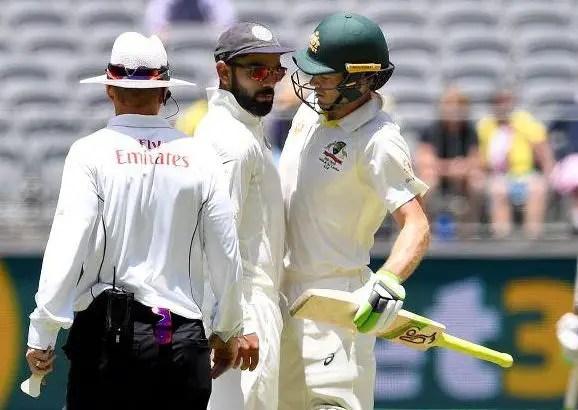 Captains Clash As Australia Close In On Leveller