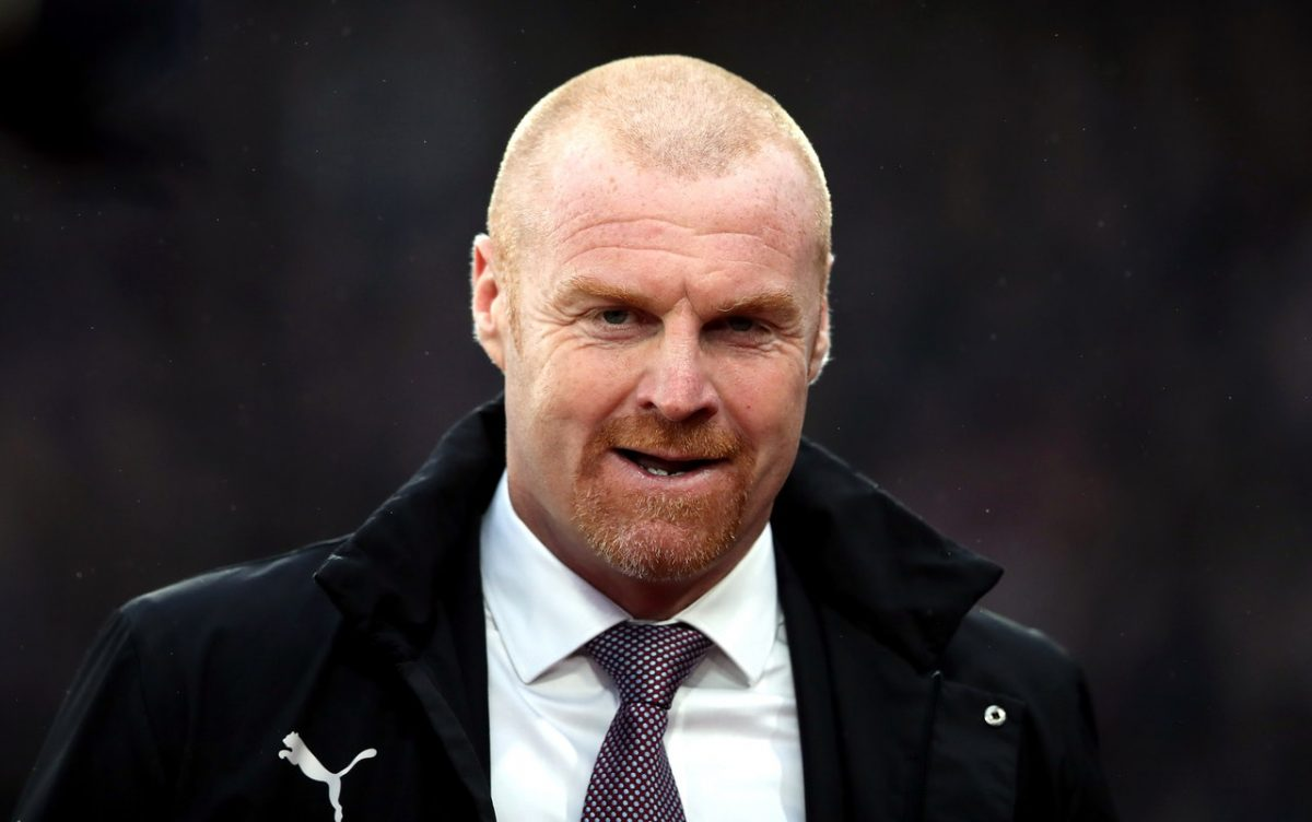 Dyche Takes Aim At Diving Gunners