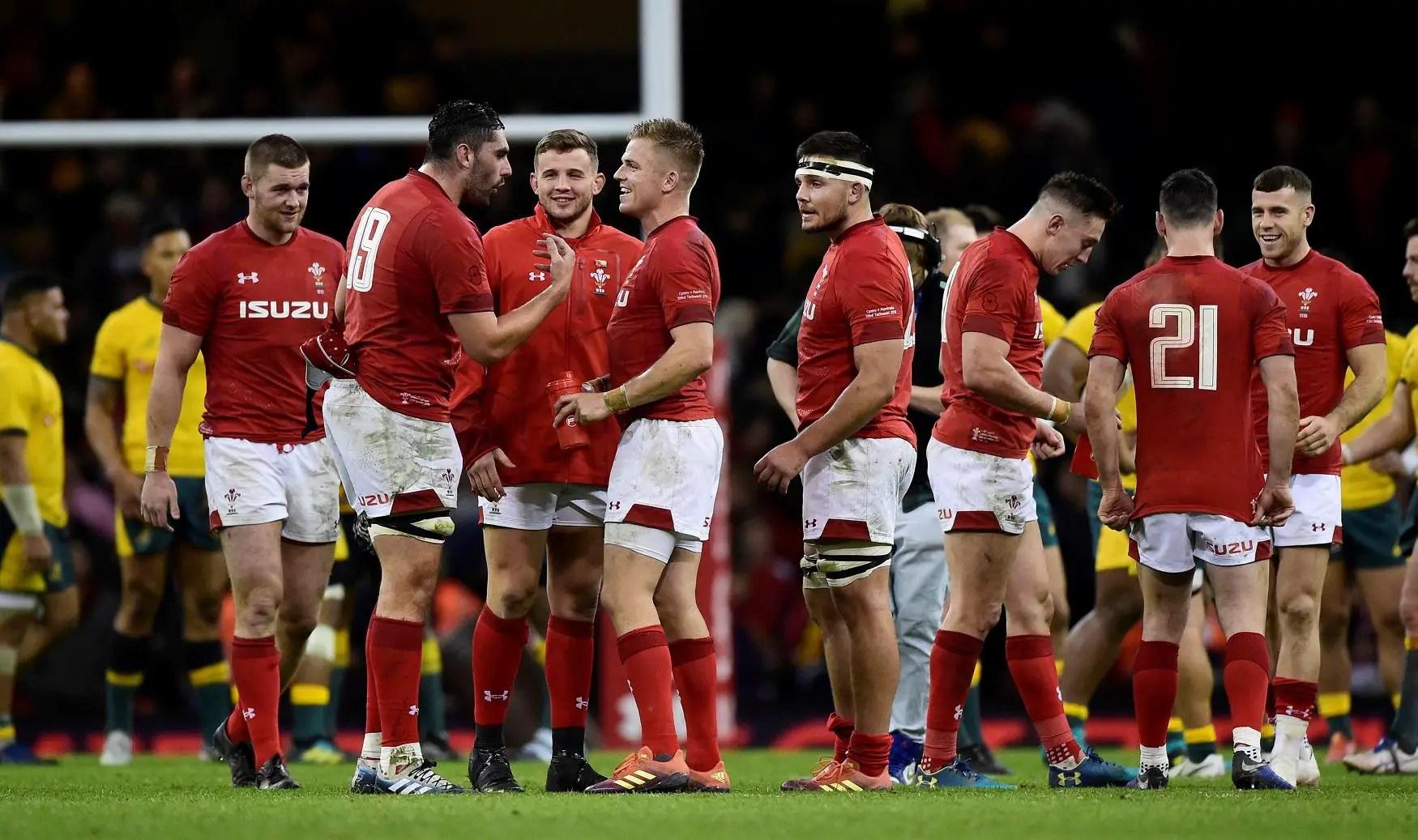 Edwards Backs Wales For World Domination