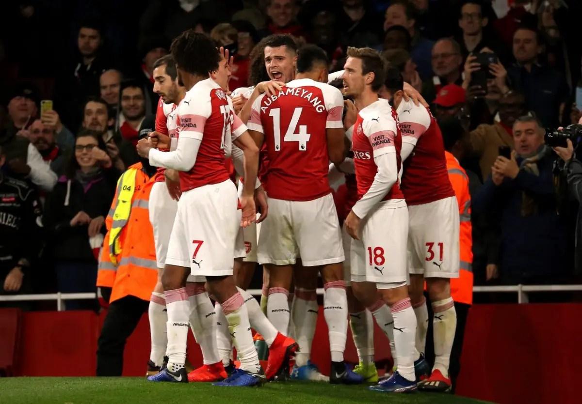 Emery Happy With Gunners Response