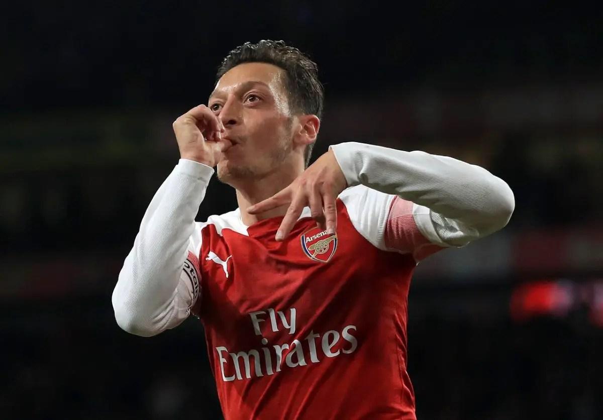 Emery Insists Ozil Has Arsenal Future