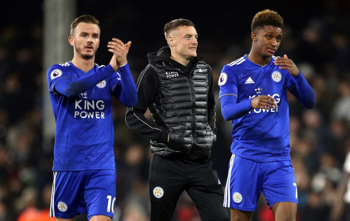 Foxes Handed Vardy Boost
