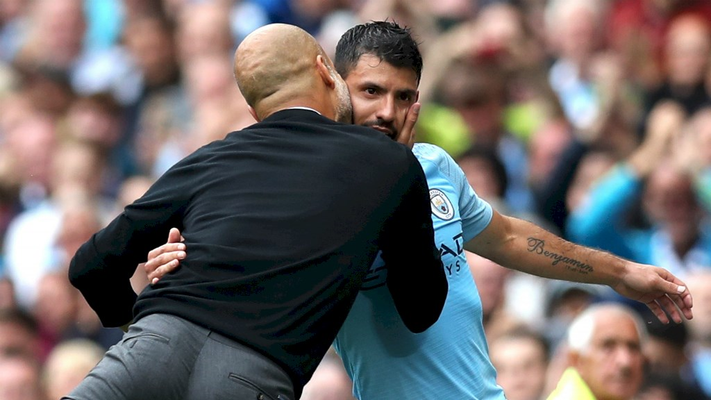 Aguero Doubtful For Watford Trip