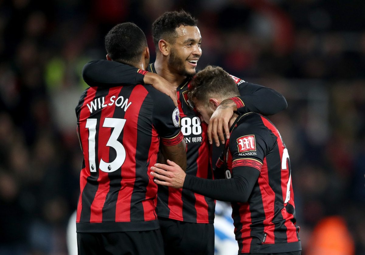 Howe Delighted With In-Form Duo
