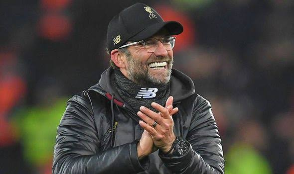 Klopp Unfazed By Liverpool's EPL Lead Ahead Of City Clash