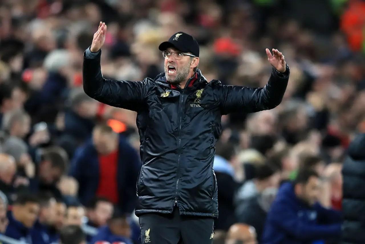 Klopp Won't Challenge FA Charge