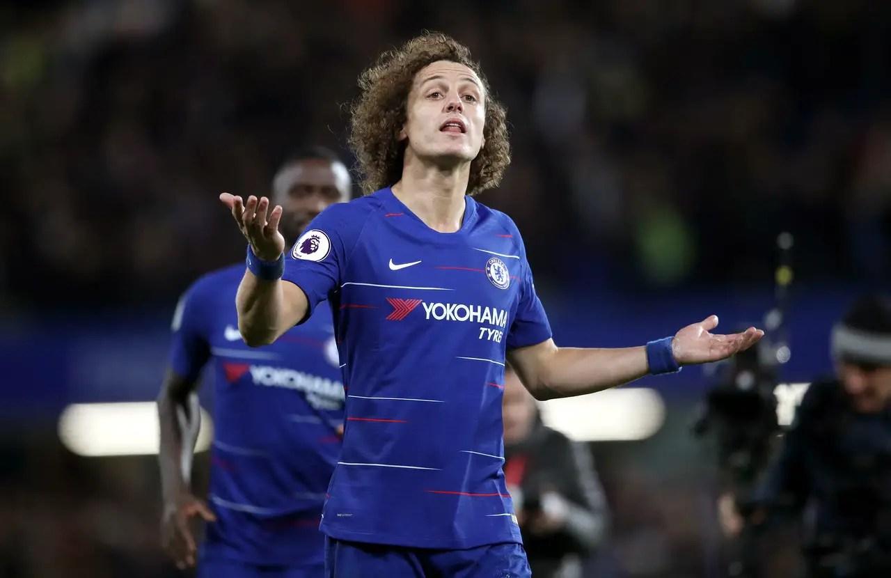 Luiz Happy To Silence Critics