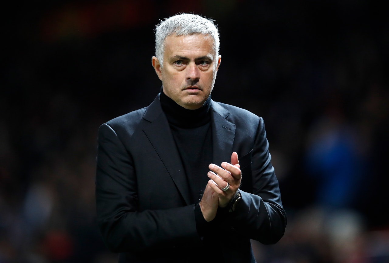 Mourinho Pleased With United's Spirit