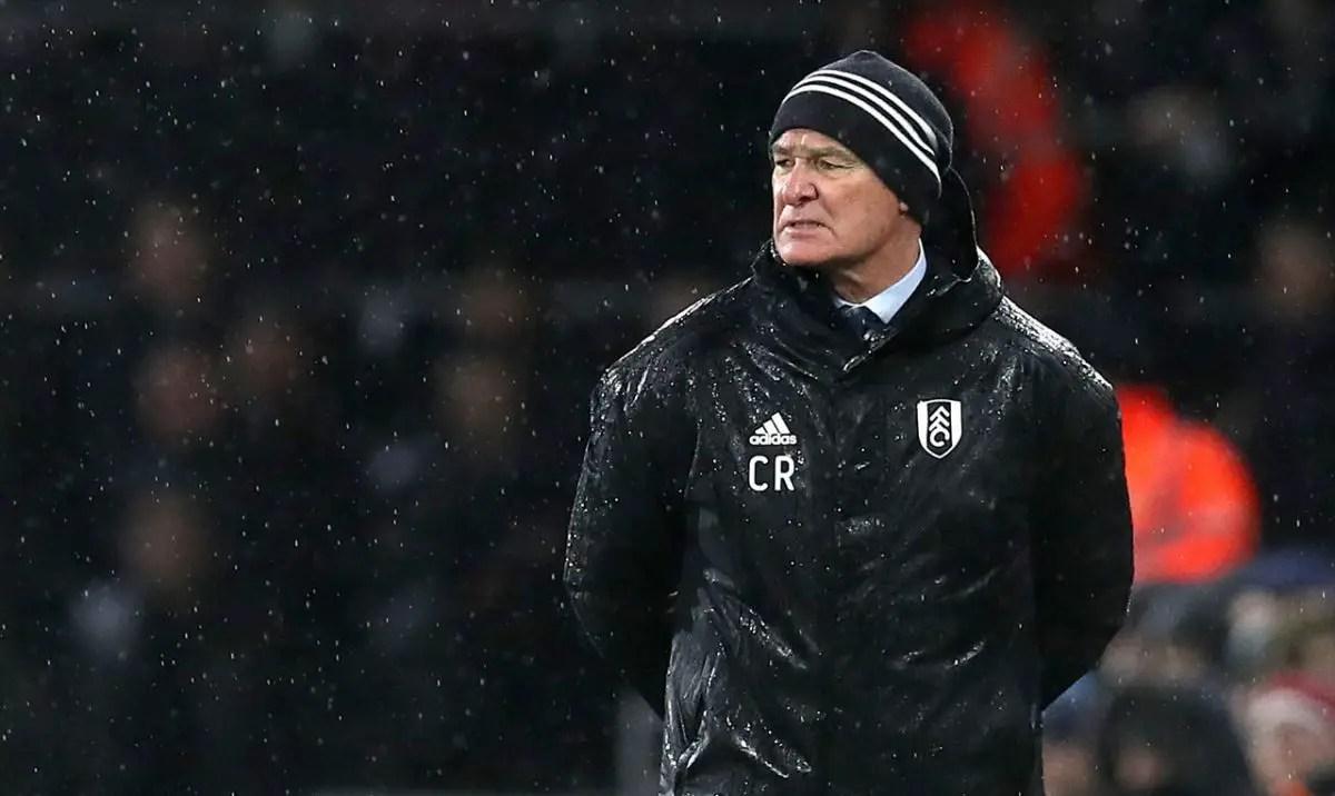 No New Injury Worries For Ranieri