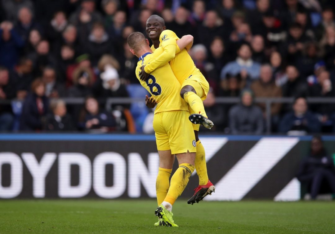 Sarri Relieved As Chelsea Edge Past Eagles
