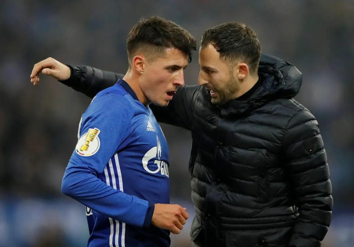 Schalke Won't Hold Back Against BVB – Schoepf