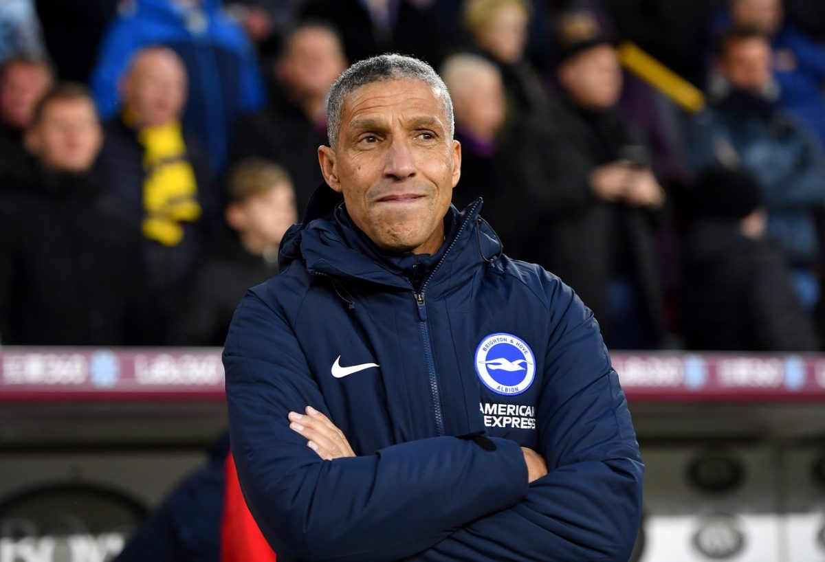 Seagulls Told To Keep Standards High- Hughton