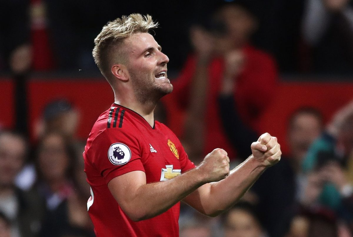 Shaw Looks For More Of The Same From United