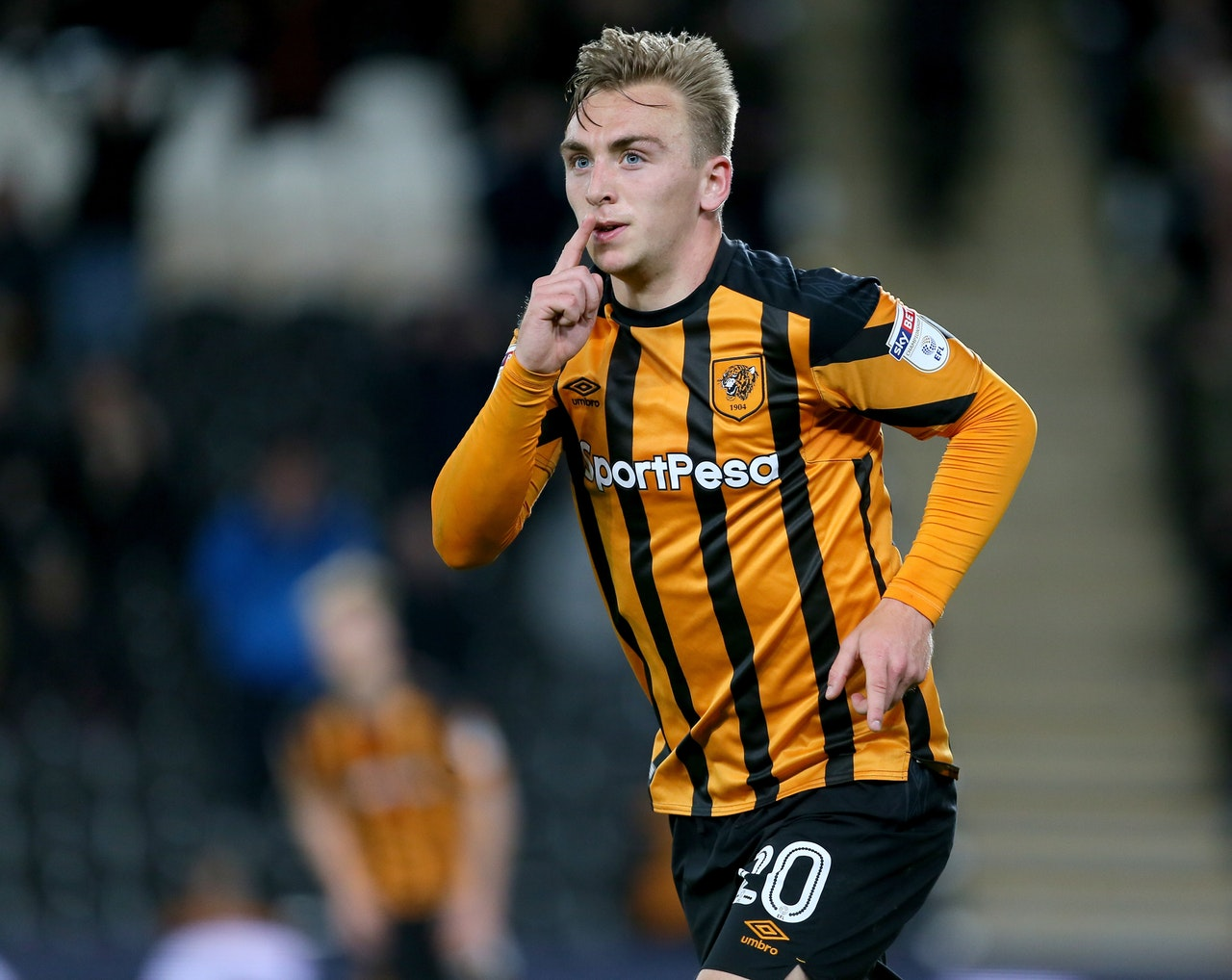 Hull City  Marksmen On Bluebirds Radar